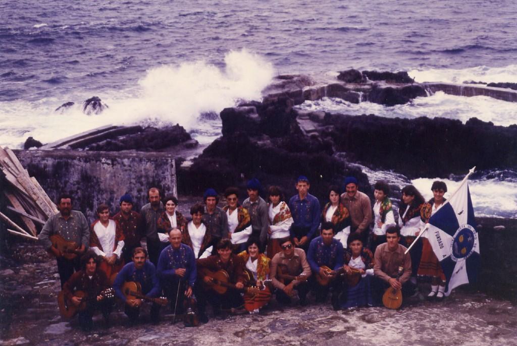 Grupo Folclórico do Salão - Faial - Açores